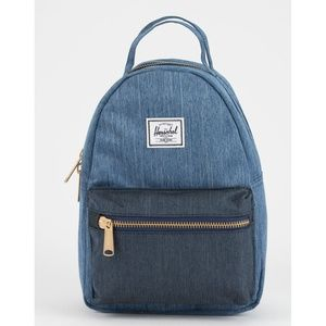 Herschel Supply Co. Nova Mini Backpack Denim